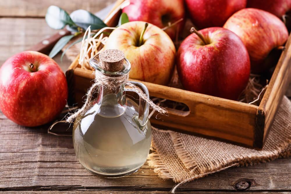Apple Cider Vinegar for Spider Bites