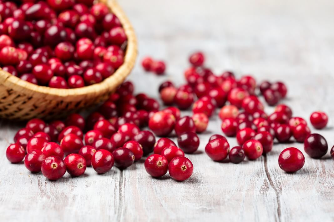 Cranberries for belly fat
