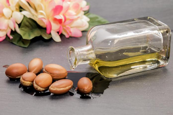 DIY using argan oil