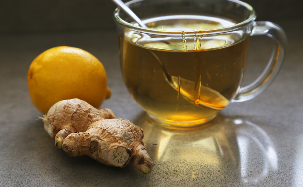Ginger And ACV For Hot Flashes Cure