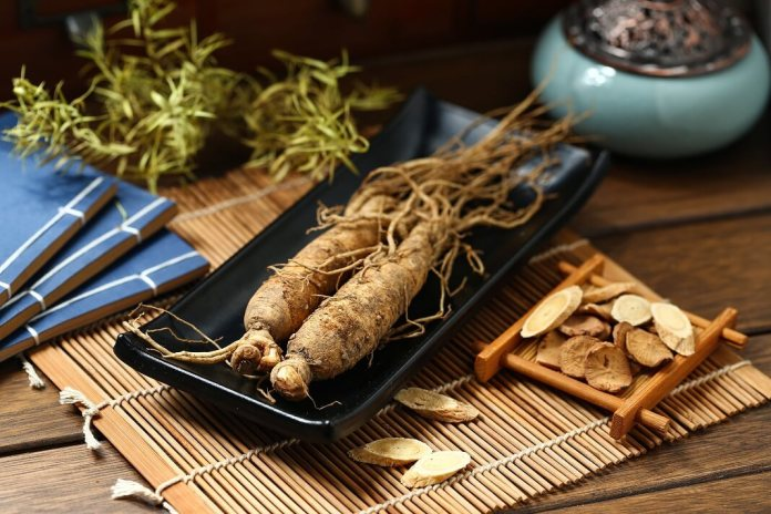Ginseng for hair