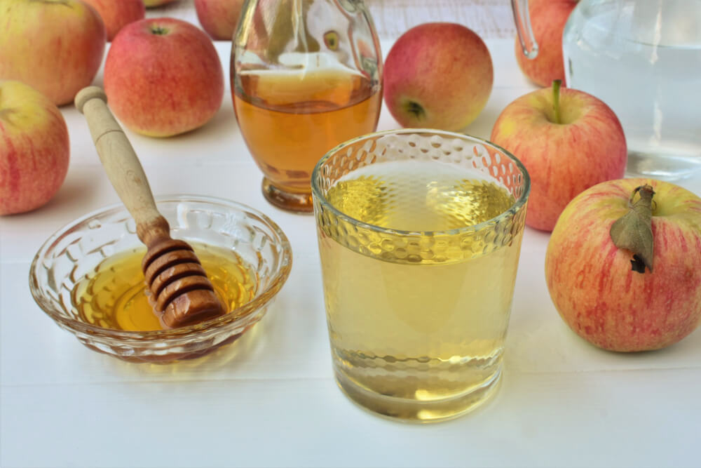 Apple Cider vinegar for allergies