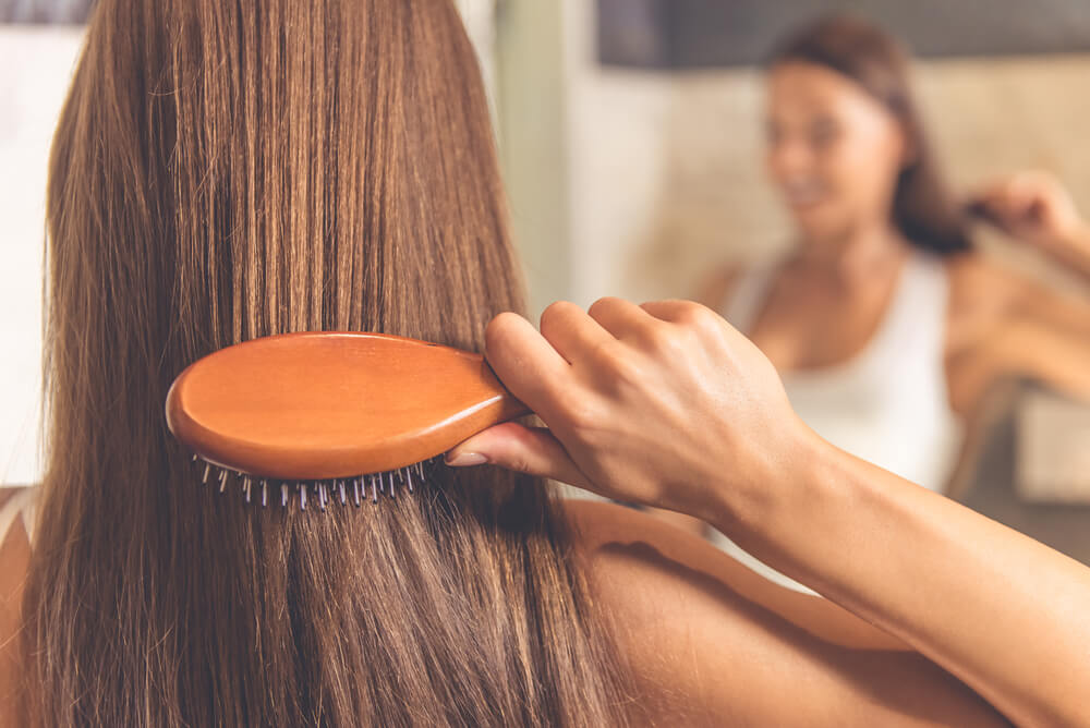 Acv for Hair fall problems
