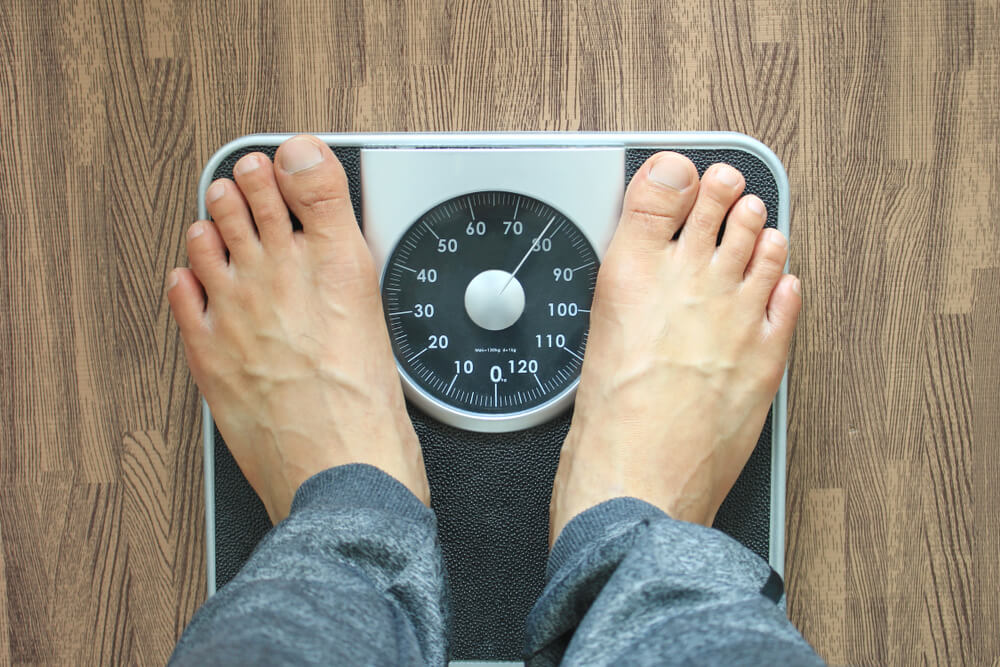 Sudden gain body weight