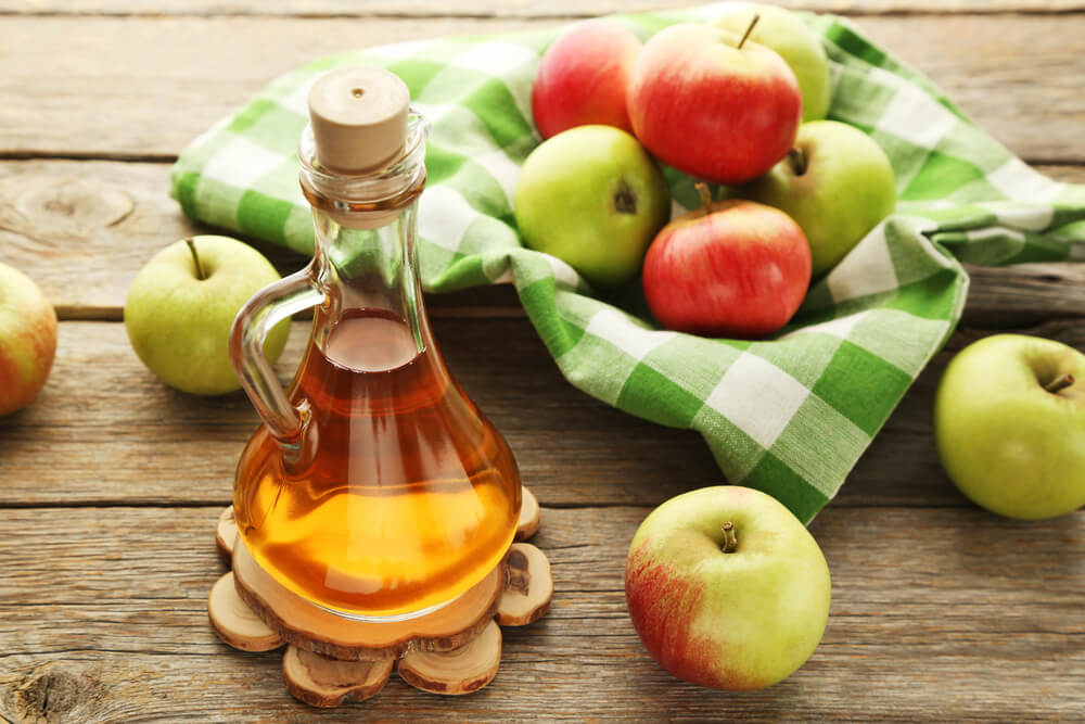 Apple cider vinegar for leg cramps