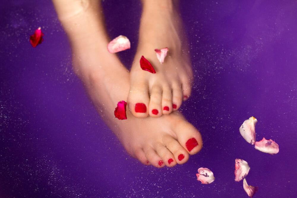 foot soak-