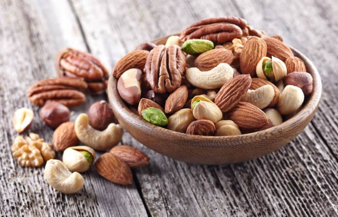 nuts for hairgrown