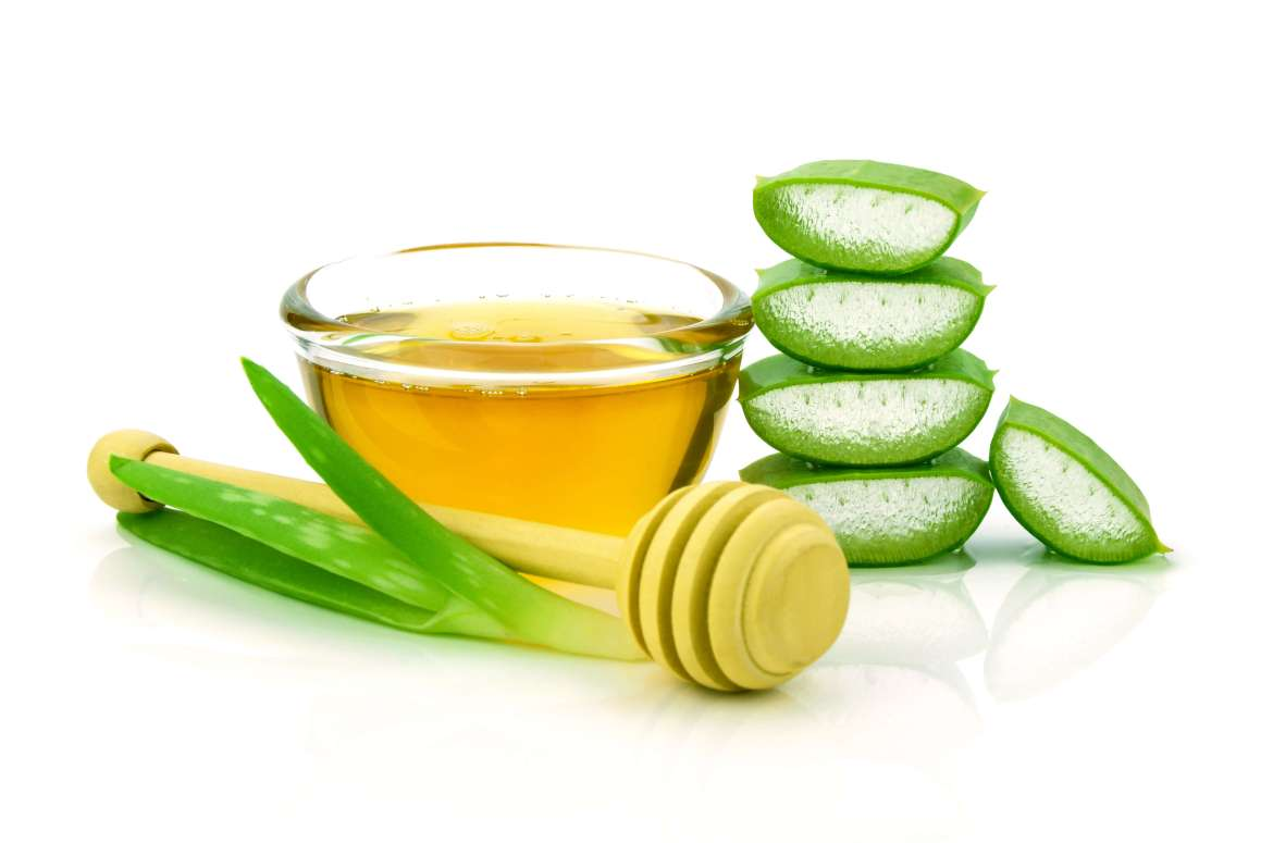 olive oil and aloe vera for hair