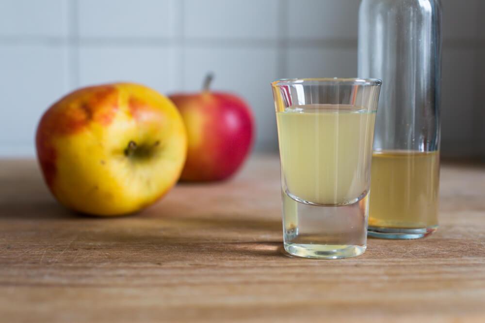 pure apple cider vinegar for hemorrhoids