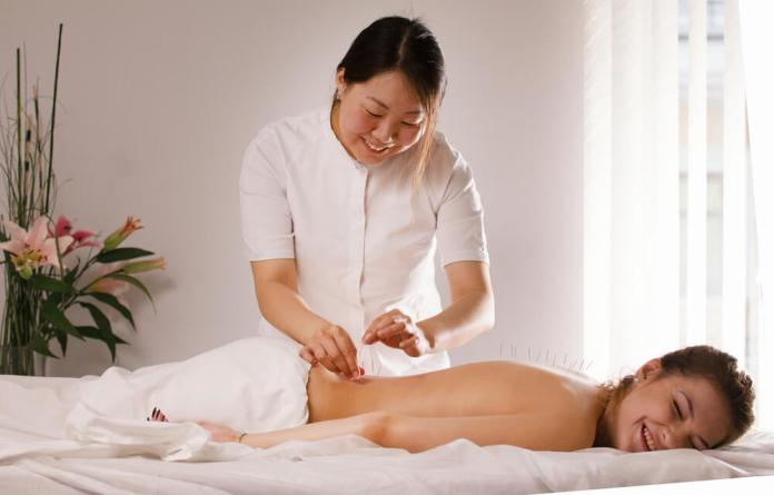 acupuncture cure