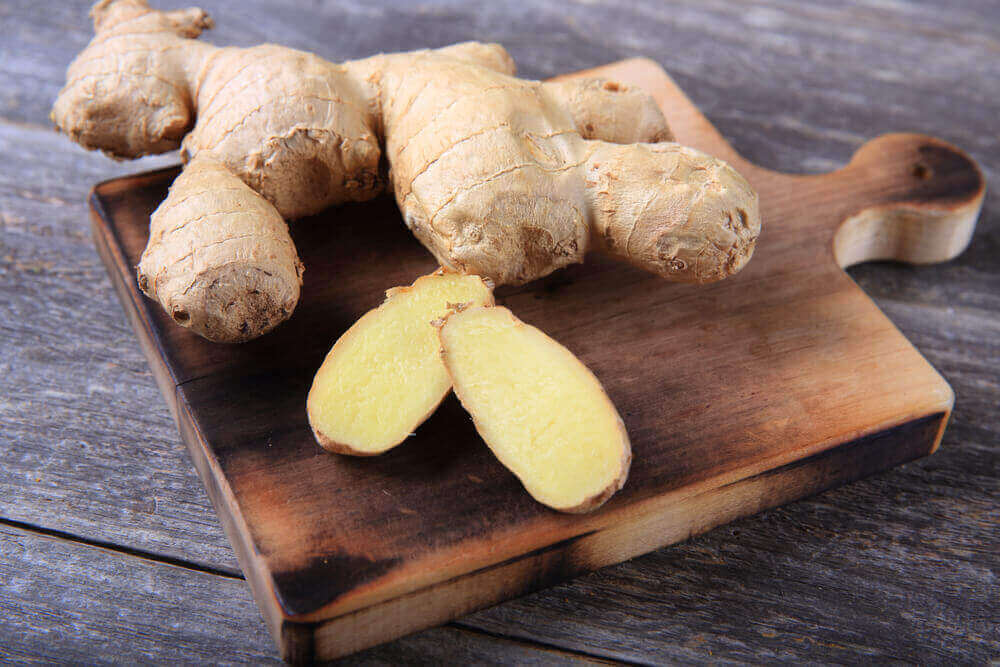 Ginger to get rid of Hangover