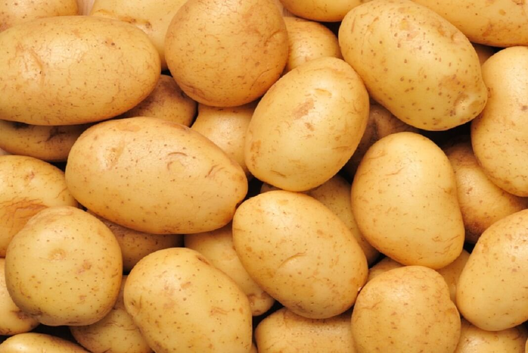 Raw Potatoes Benefits