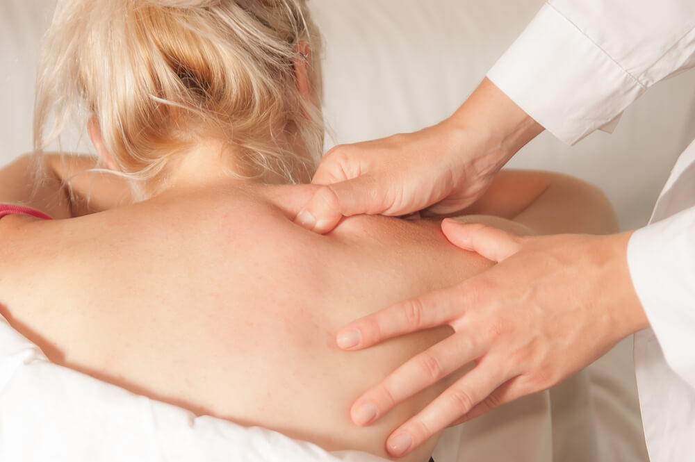 Trigger Point Therapy for back pain