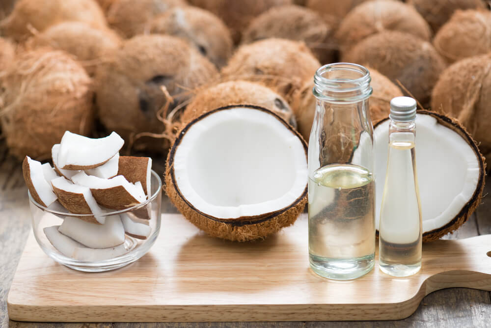 benefits of Virgin Coconut Oil