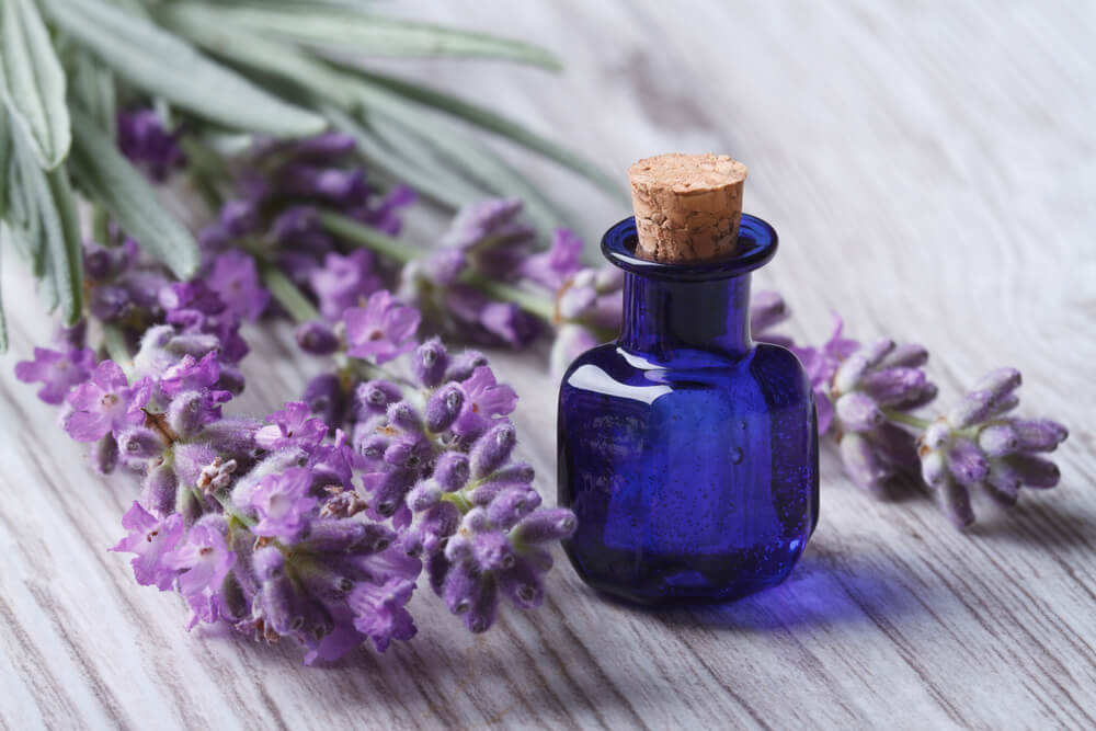 lavender oil for sleeping