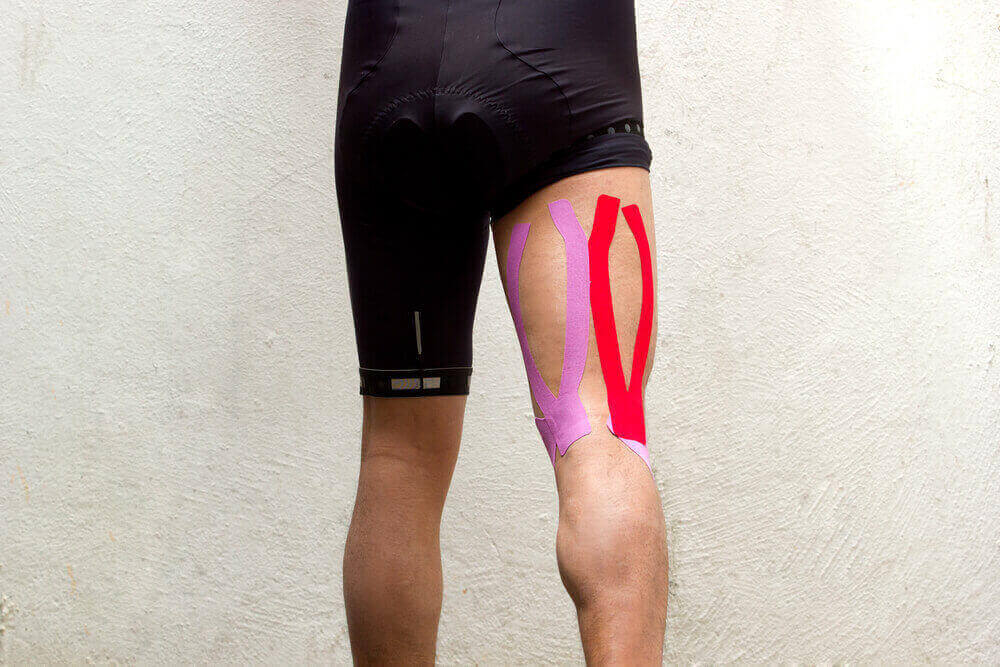 use KT Tape for Hamstring