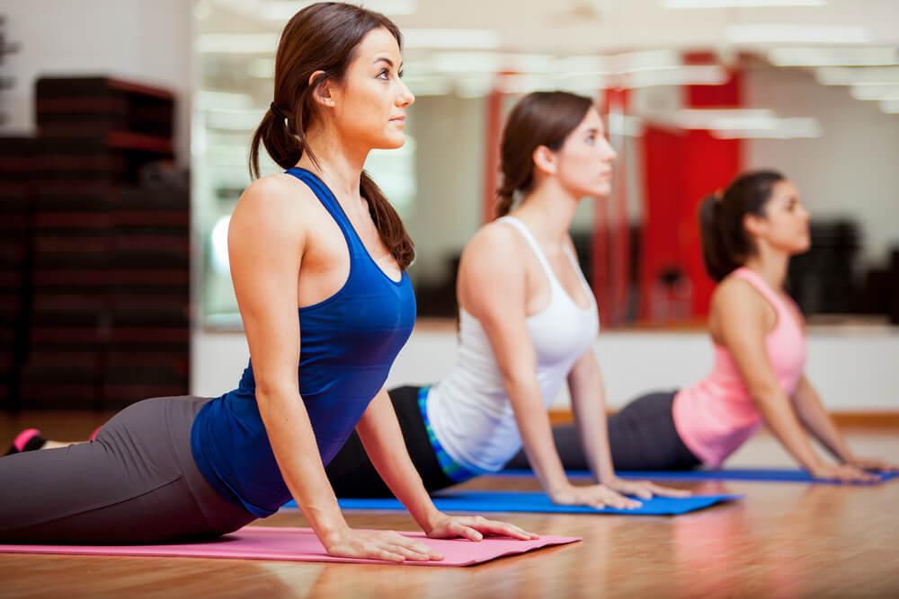 yoga for decrease belly fat