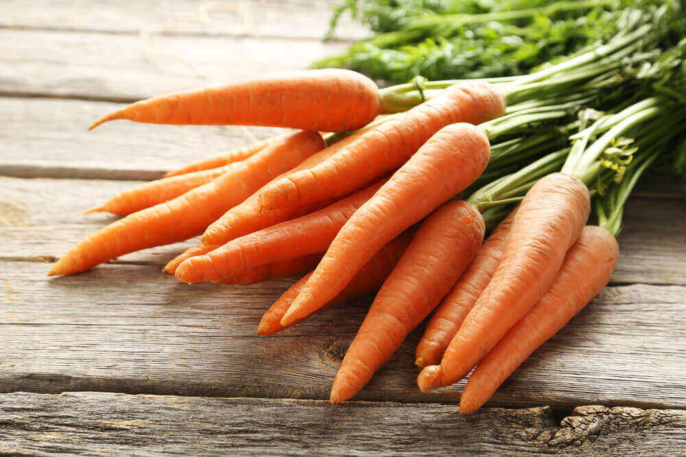 Benefits of Carrots