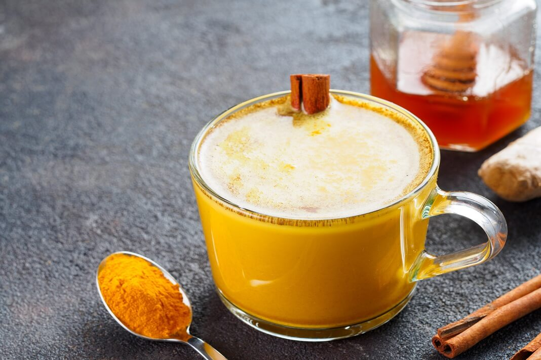 Golden Milk benefits