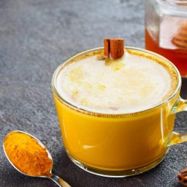 Golden Milk benefits