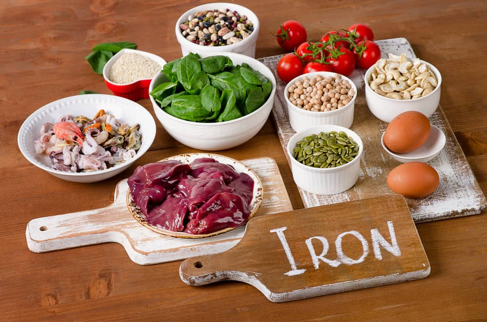 Benefits of Iron