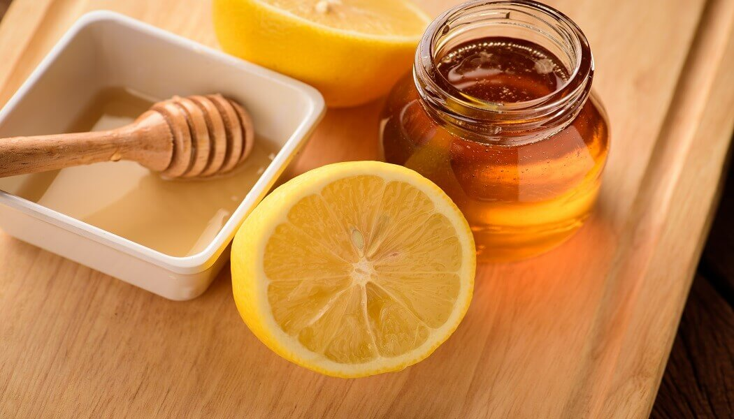 Lemon Juice and Honey