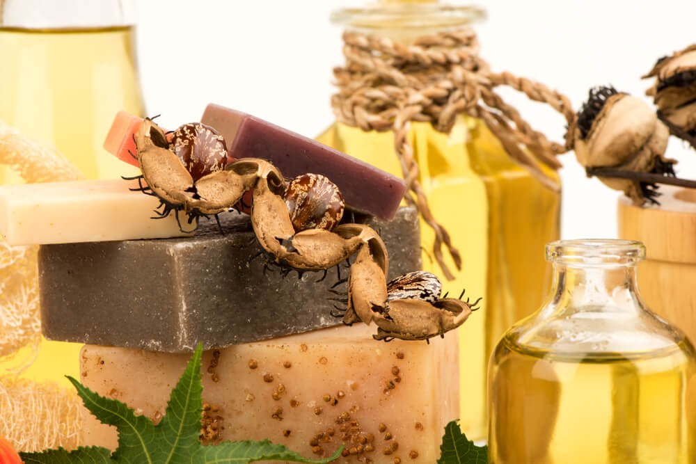 castor oil - benefits for healthier life