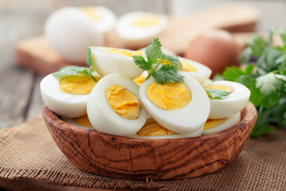 egg intake benefits