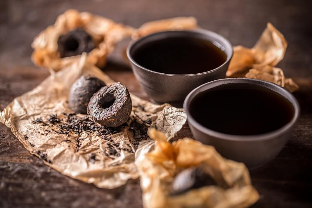 health benefits of Pu-erh tea