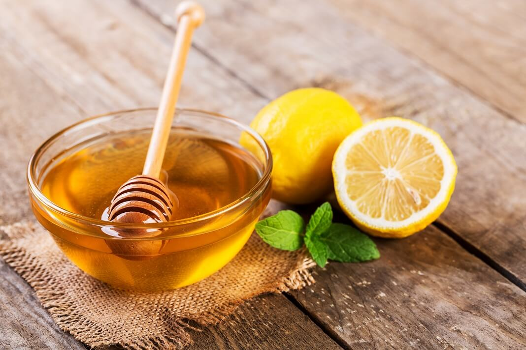 honey and lemon benefits