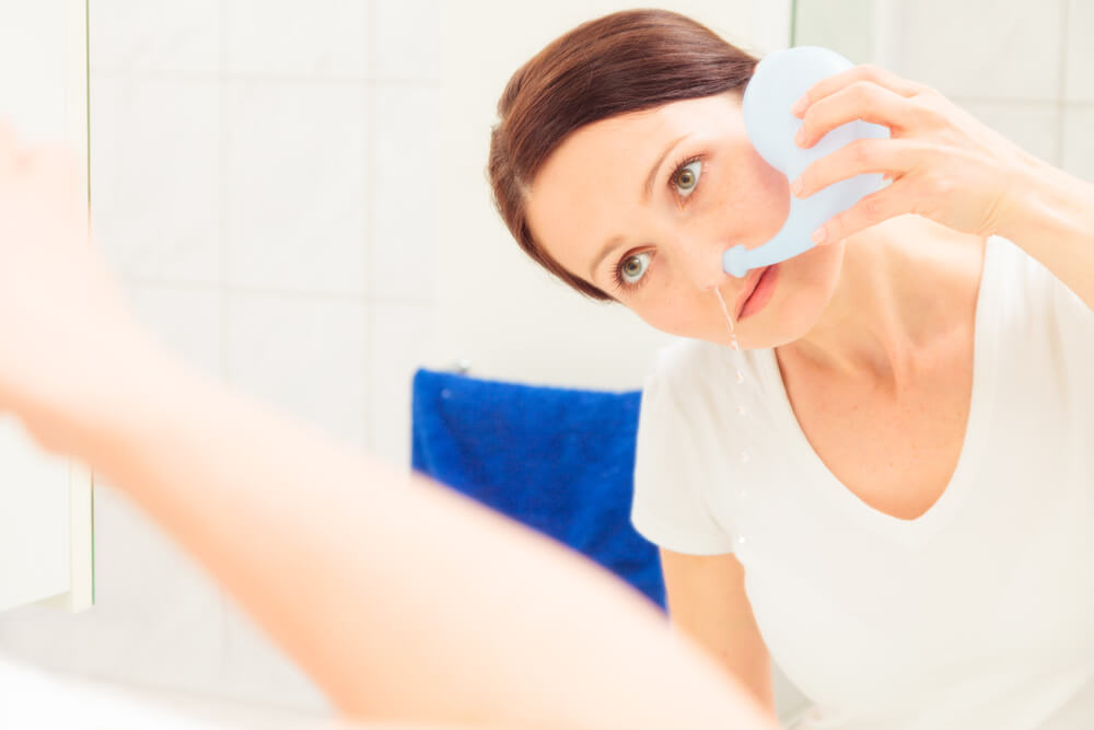 neti pot benefits