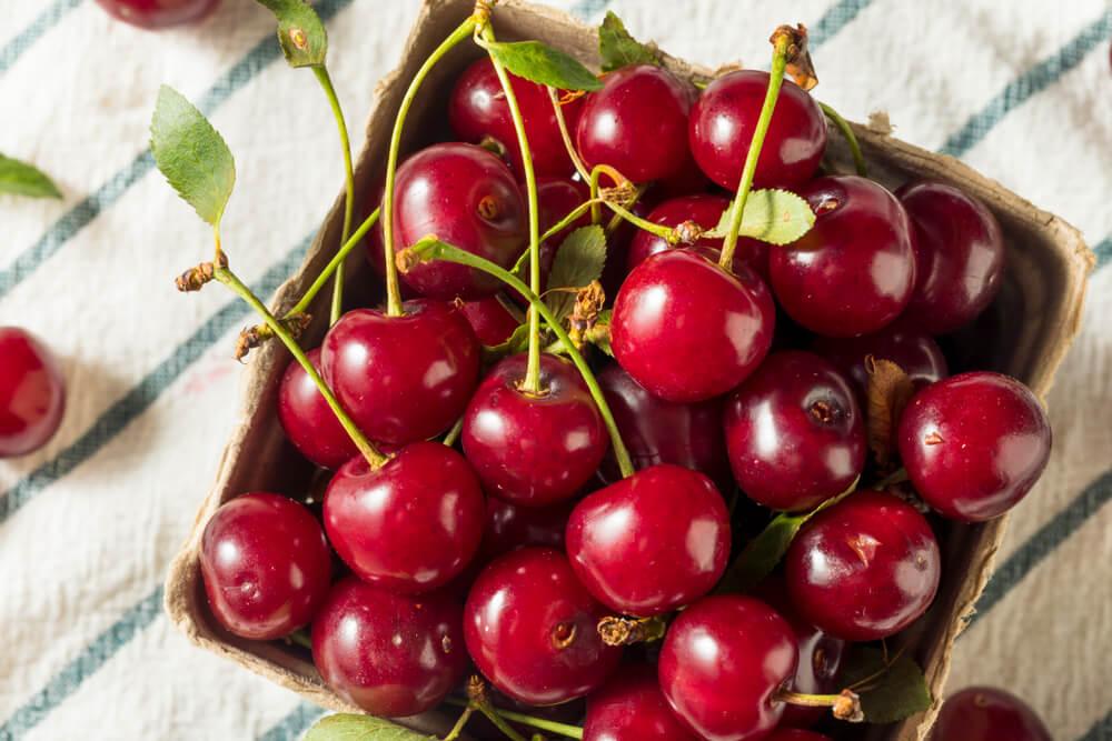 Black Cherry and Tart Cherry