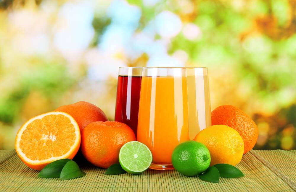 Citrus Fruit Juices