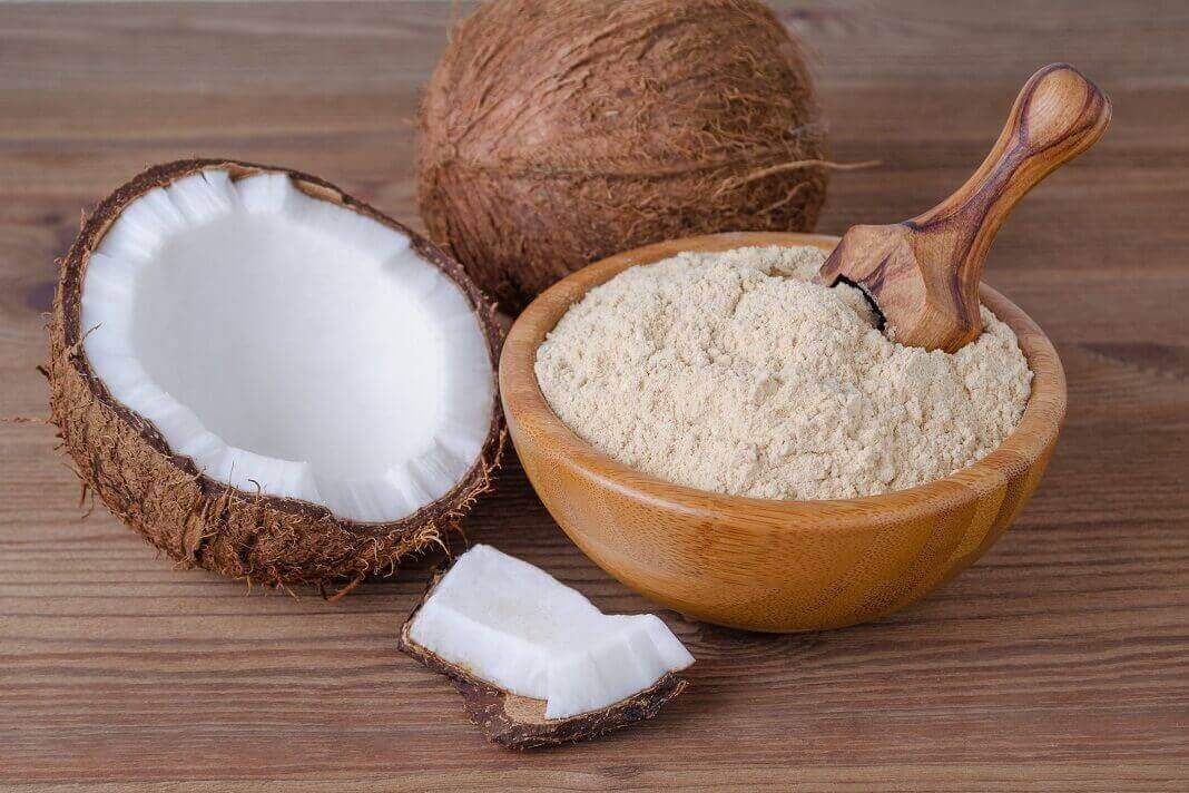 Coconut flour nutrition