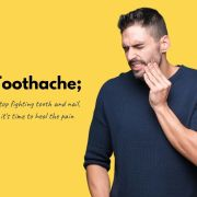 how to cure toothache