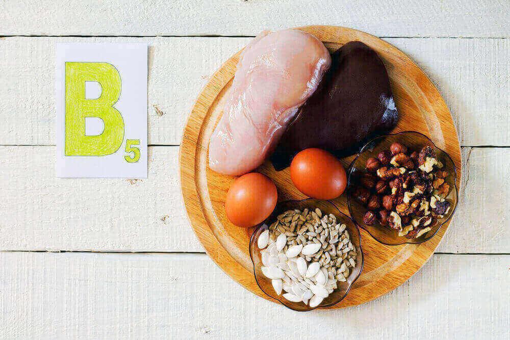 Vitamin B-5