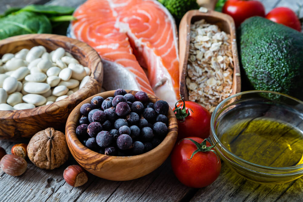 Weight loss with Proper Nutrition and Diet