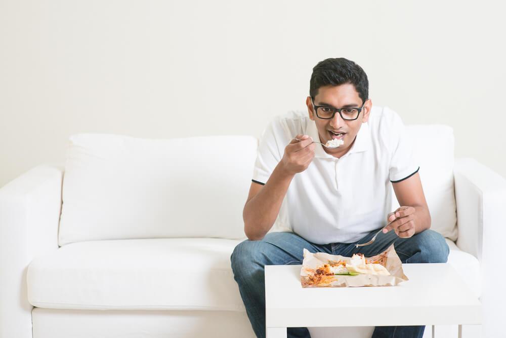 lighter food for healthier life