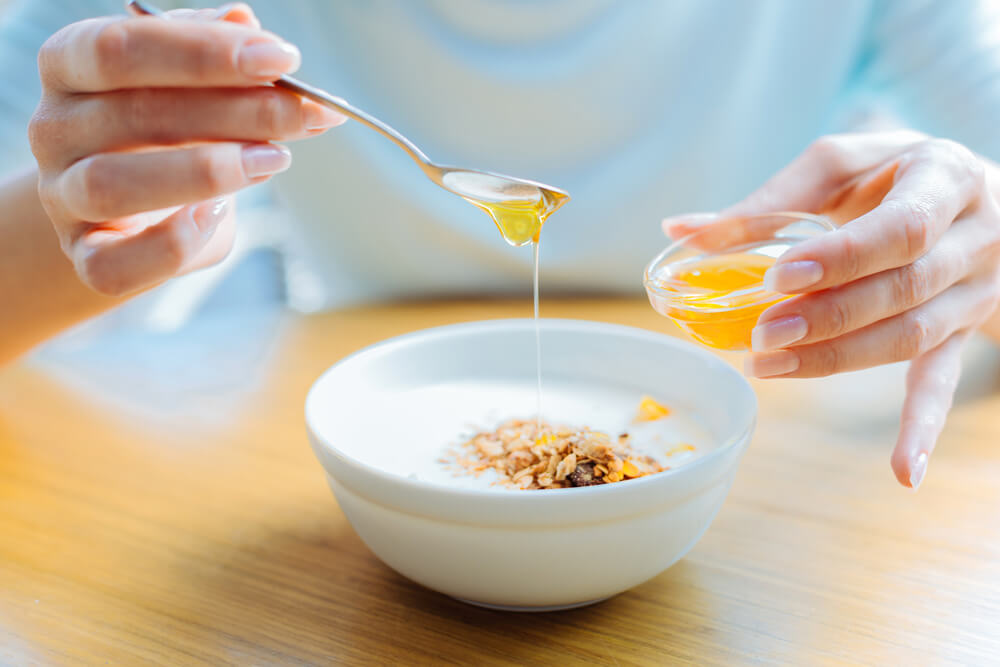 Adding Honey in Diet