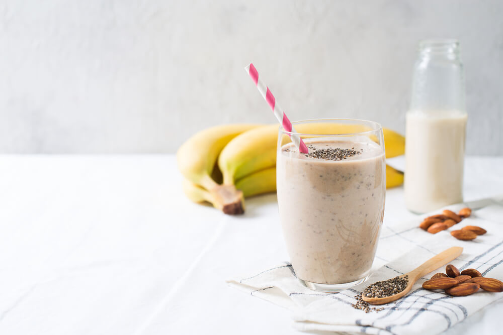 Breakfast Protein Smoothies