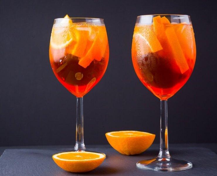 Benefits of Orange Wine