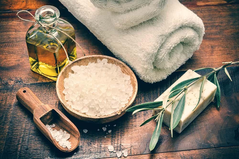 Olive Oil with Sea Salt