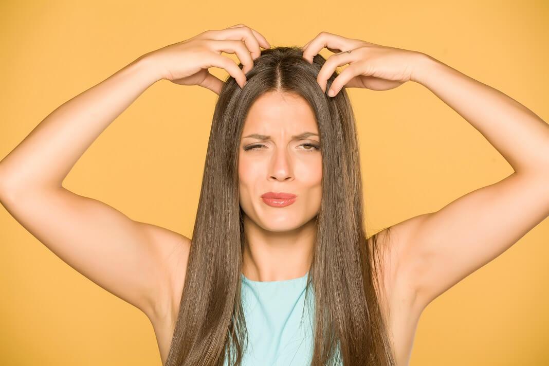 tea tree oil for dry scalp