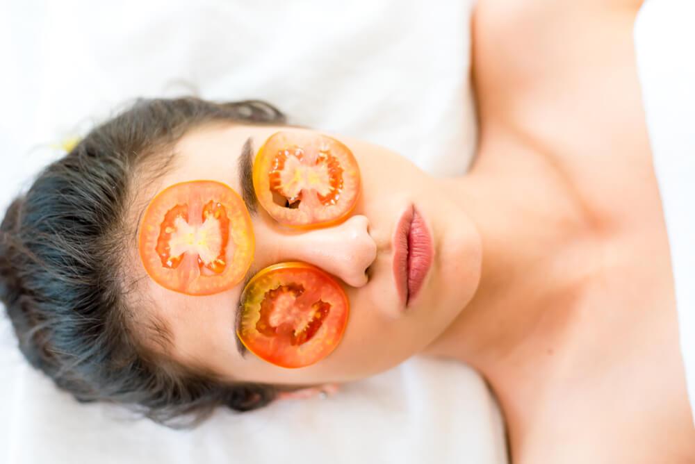 Tomato Mask
