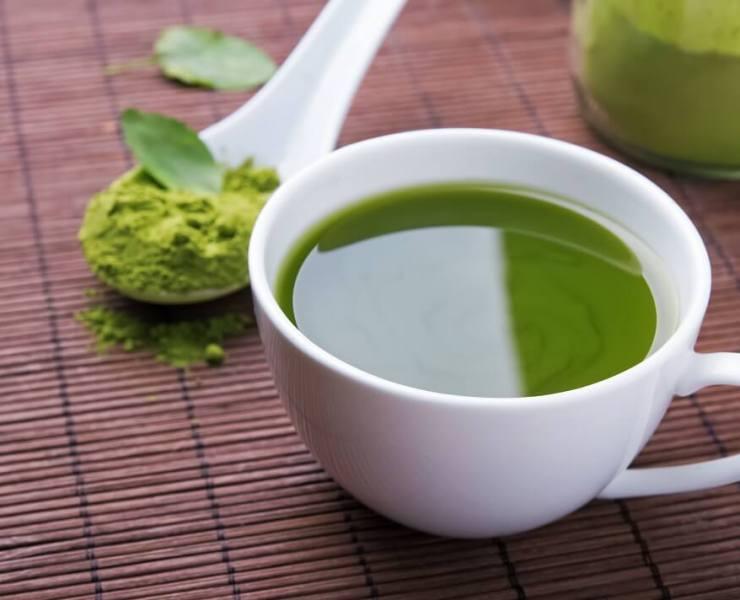 matcha tea benefit