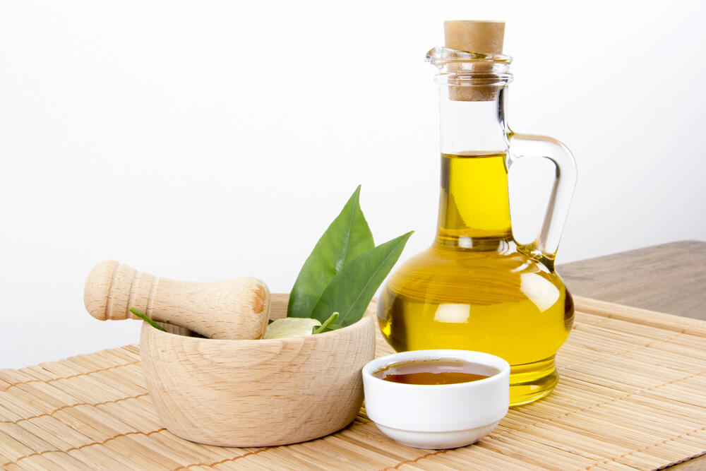 honey and olive oil for eczema