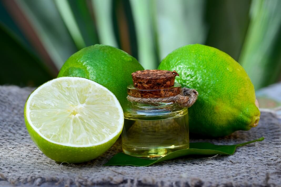 Benefits of Lime Essential Oil