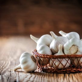 Garlic for infection