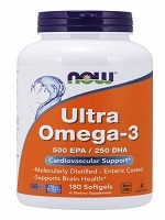 Omega 3 Molecularly distilled