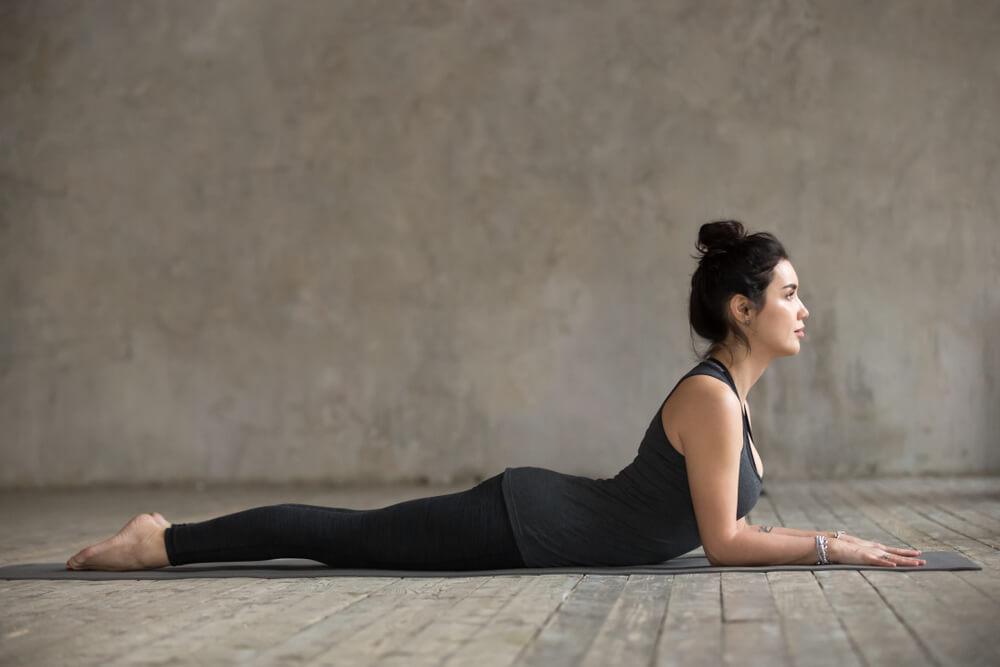 yoga for pelvic floor